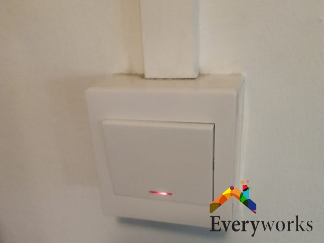 Heater Switch Replacement Electrician Singapore Condo – Bukit Timah