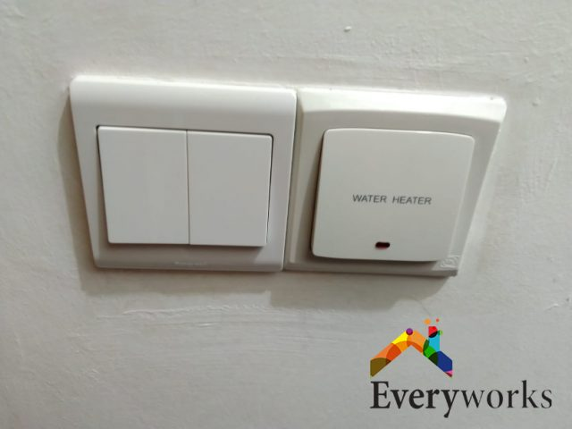 Light Switch Replacement Electrician Singapore HDB – Dover