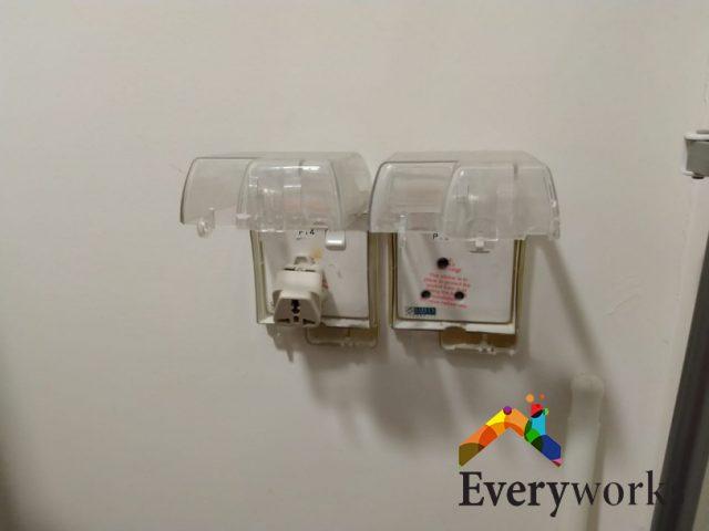 Power Socket Replacement Electrician Singapore HDB – Punggol