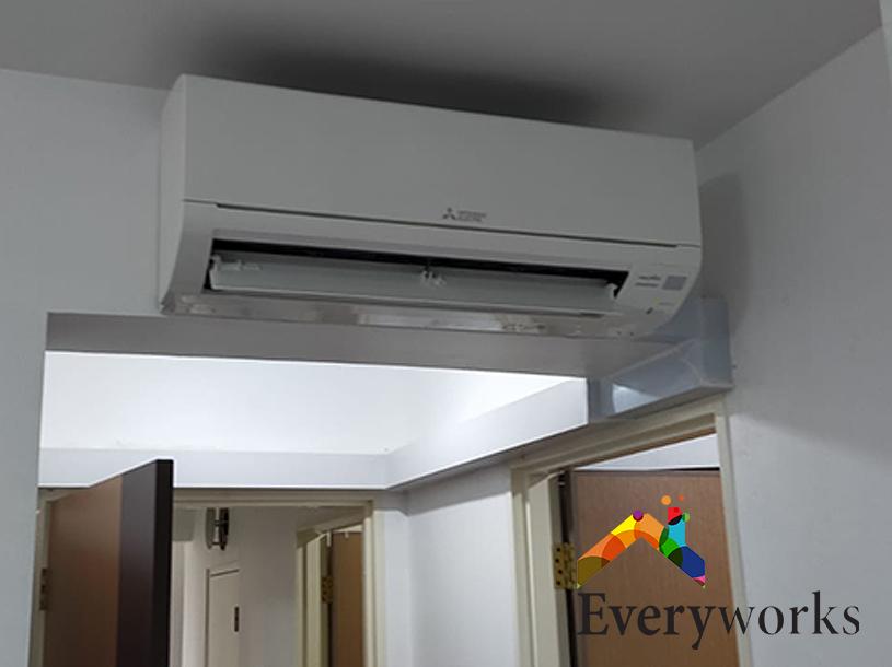 aircon-pipe-replacement-aircon-servicing-singapore-HDB-serangoon-2_wm