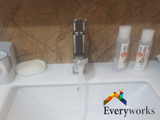 Basin Mixer Replacement Handyman Singapore Condo – Geylang