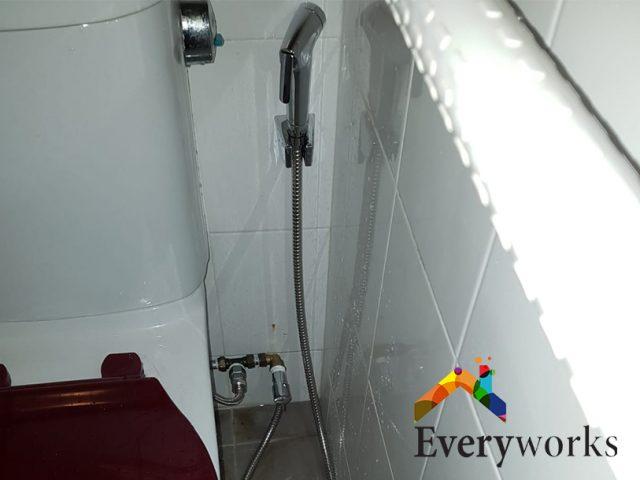 Bidet Spray Installation Plumber Singapore HDB – Tampines