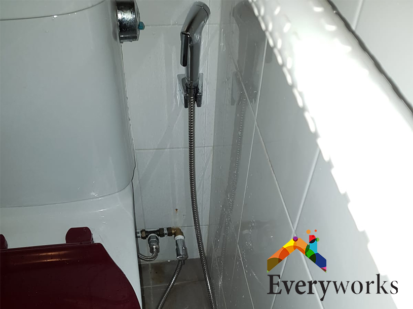 Bidet Spray Installation Plumber Singapore HDB – Tampines