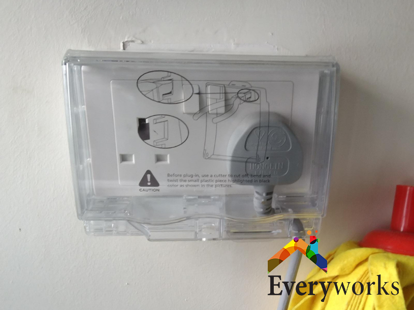 Power Socket Replacement Electrician Singapore HDB – Woodlands