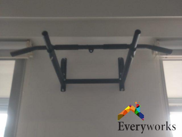 Pull Up Bar Installation Handyman Singapore Landed – Serangoon
