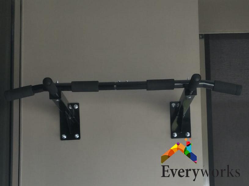 Pull Up Bar Installation Handyman Singapore Condo – Punggol