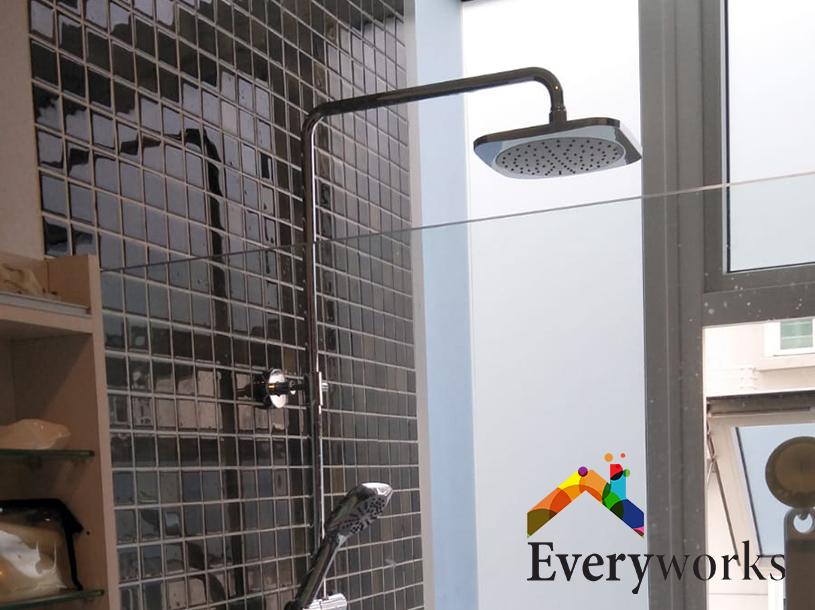 Rainshower Installation Plumber Singapore Condo – Kallang