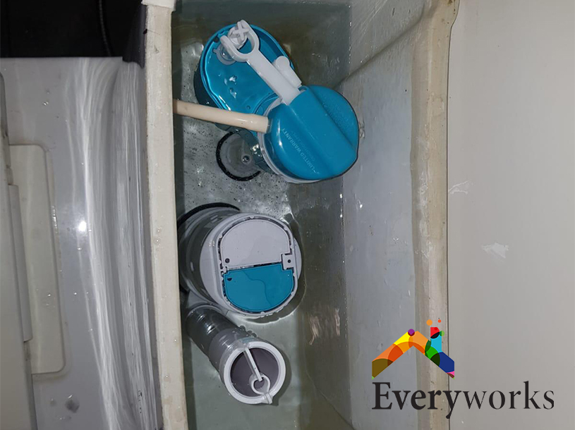 Flush System Replacement Plumber Singapore Condo – Dover