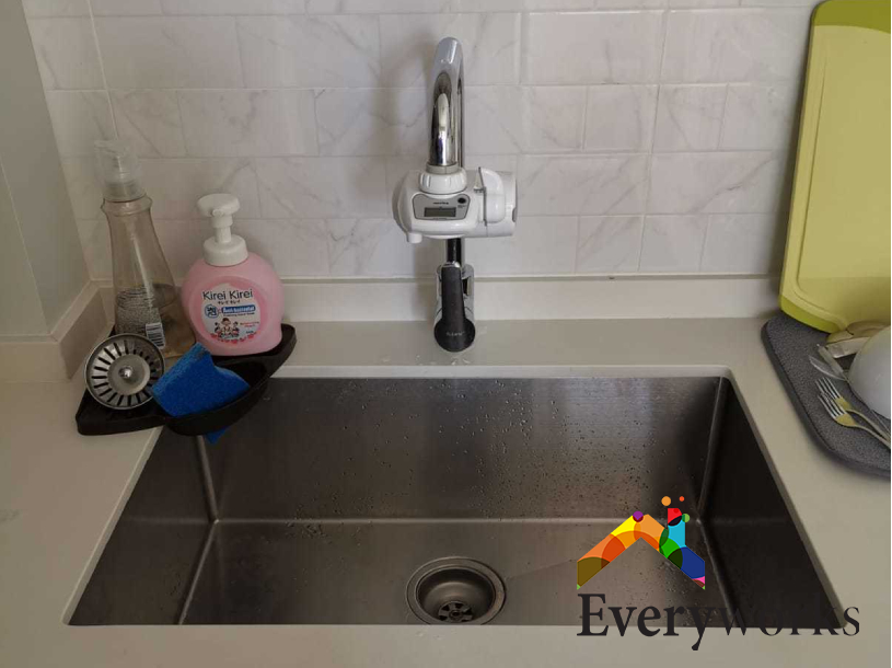 kitchen-tap-replacement-plumber-singapore-condo-holland-1