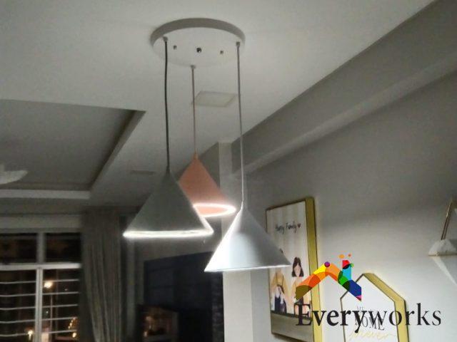 Light Replacement Electrician Singapore HDB – Sengkang