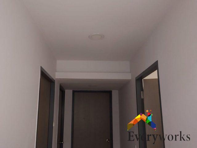 Light Replacement Singapore Condo – Somerset