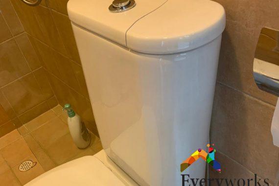 broken-toilet-tank-toilet-bowl-repair-everyworks-plumber-singapore