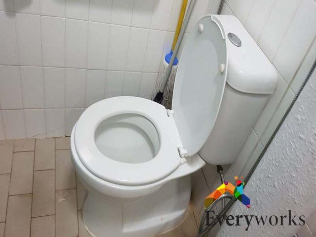 Toilet Bowl Replacement Plumber Singapore HDB – Tampines