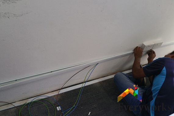 decorative-bedroom-lights-electrical-wirings-everyworks-electrician-singapore