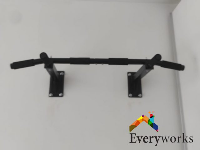 Pull Up Bar Installation Handyman Singapore Condo – Bukit Timah