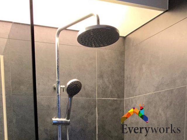Rainshower Installation Plumber Singapore HDB – Sengkang