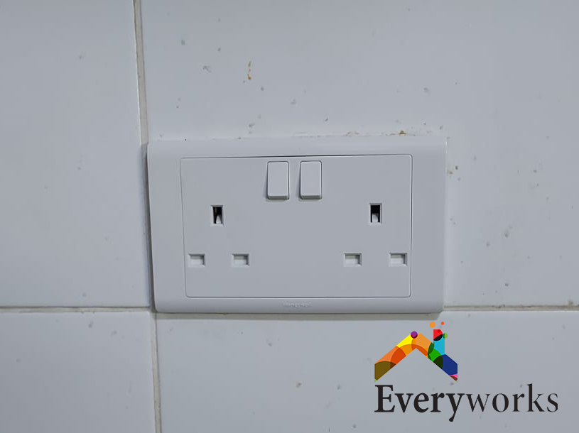 Socket Replacement Electrician Singapore HDB – Toa Payoh
