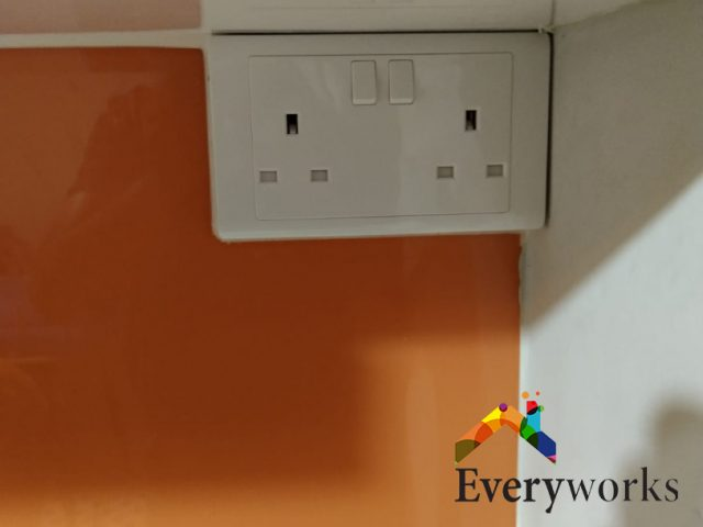 Power Socket Replacement Electrician Singapore HDB – Toa Payoh
