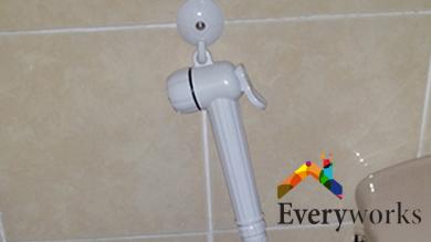Replace-leaking-bidet-spray-set-everyworks-plumber-singapore-hdb-jurong-east-2