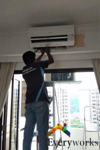 aircon-technician-aircon-not-cold-services-everyworks-aircon-servicing-singapore