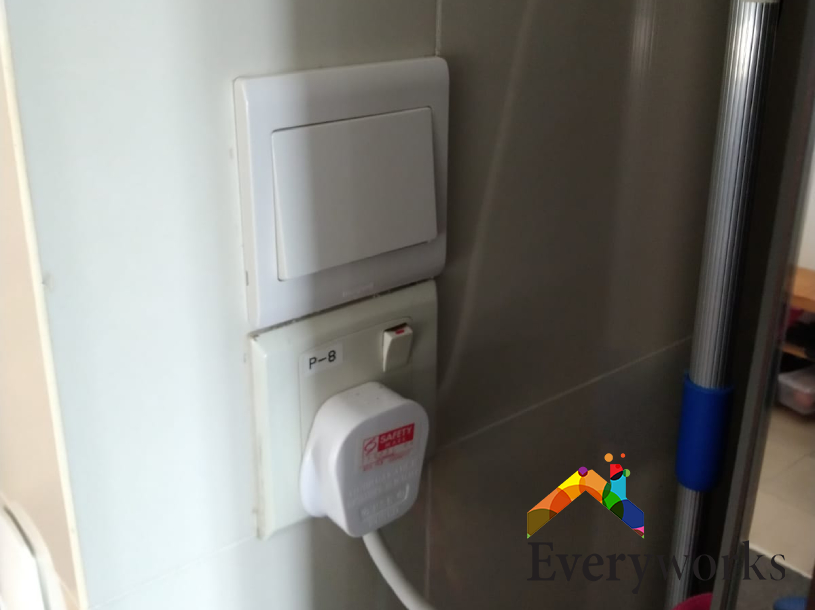 Light Switch Replacement Electrician Singapore Condo – Katong