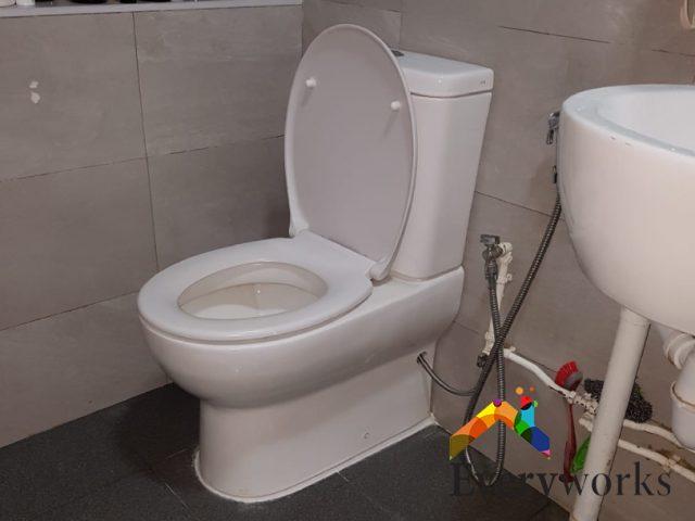 Toilet Bowl Installation Singapore HDB – Tampines