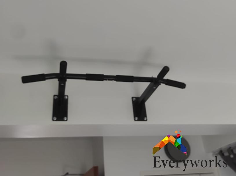 Pull Up Bar Installation Handyman Singapore Condo – Yishun