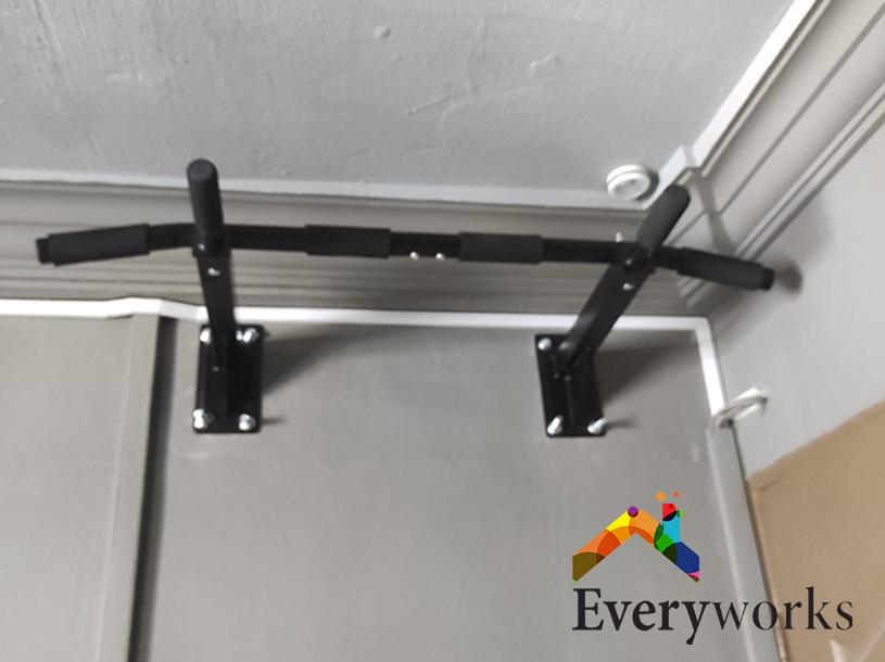 Pull Up Bar Installation Handyman Singapore Condo – Tampines