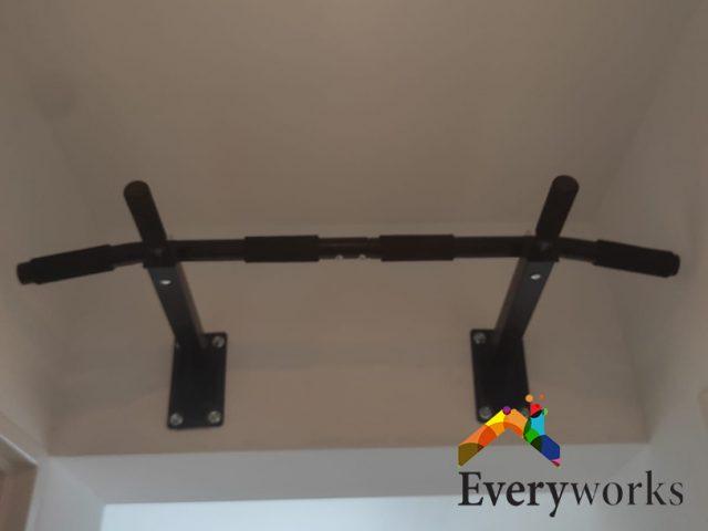 Pull Up Bar Installation Handyman Singapore HDB – Toa Payoh