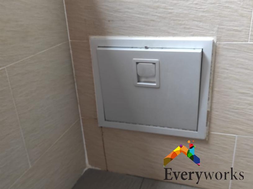 Rubbish Chute Replacement Services Handyman Singapore Condo – Bedok