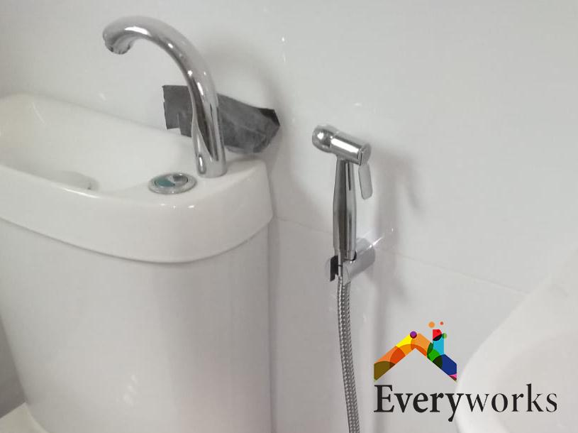Bidet Spray Installation Plumber Singapore HDB – Bukit Batok